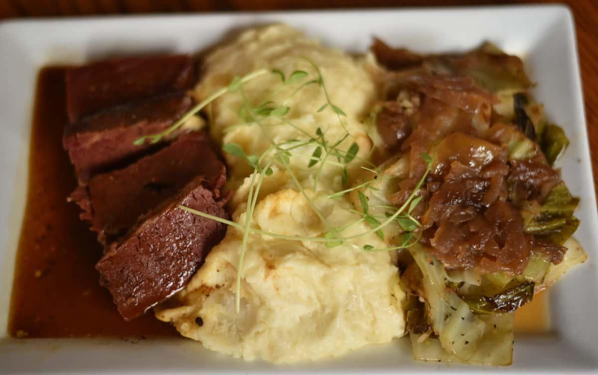 Kearney's Corned Beef & Cabbage