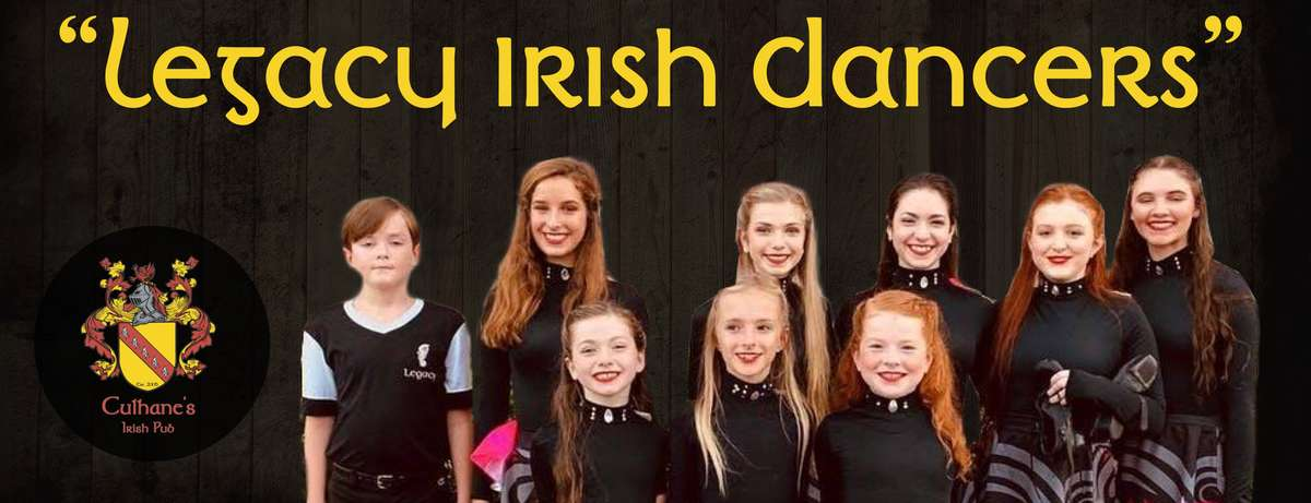 legacy irish dancers