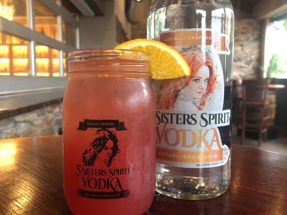 $5 Seasonal Pink Cocktail