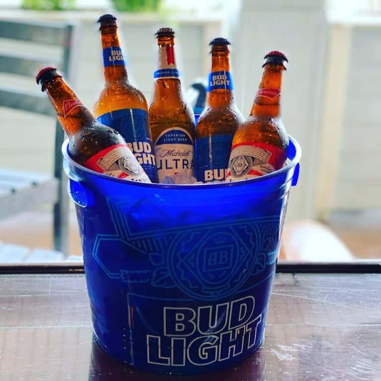 Domestic Bottles Bucket