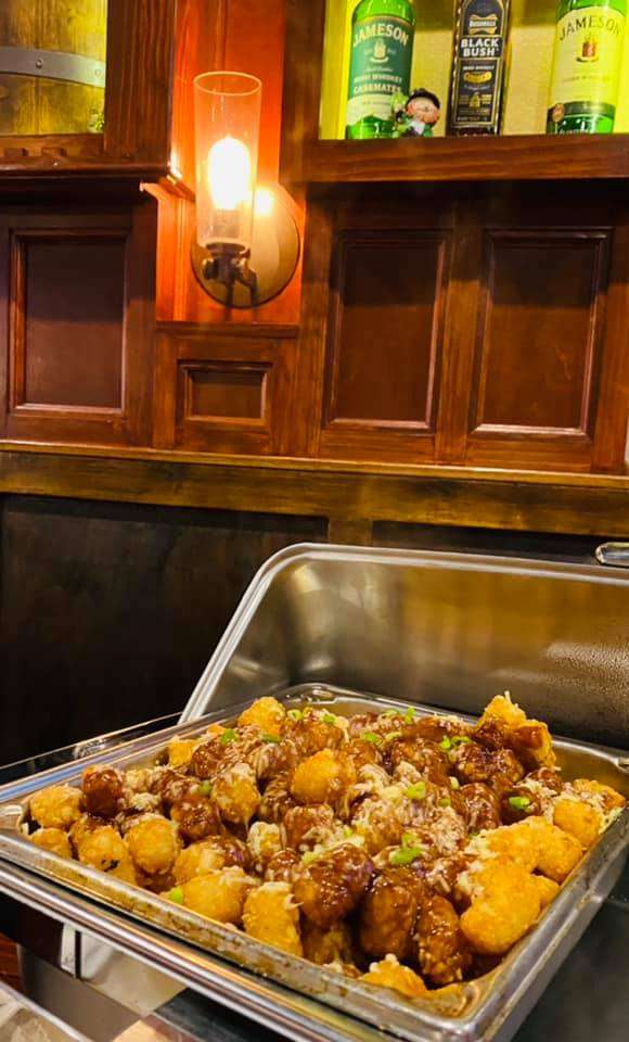 Culhane's Loaded Taters