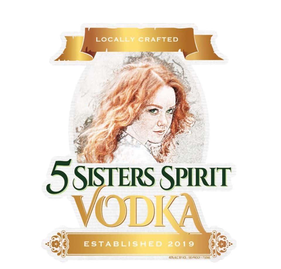 5 Sisters Spirit Vodka Liter