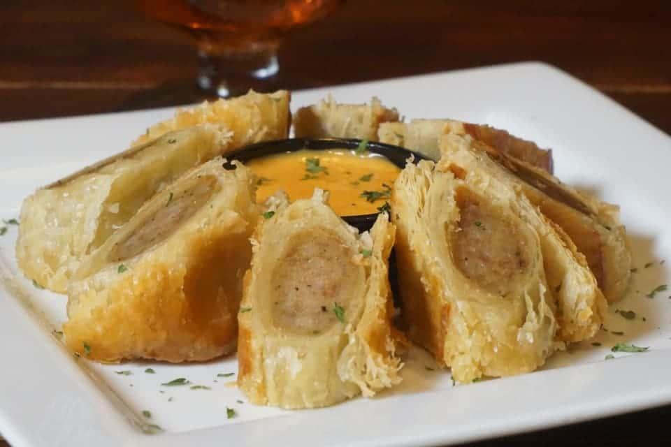 Nana's Sausage Rolls