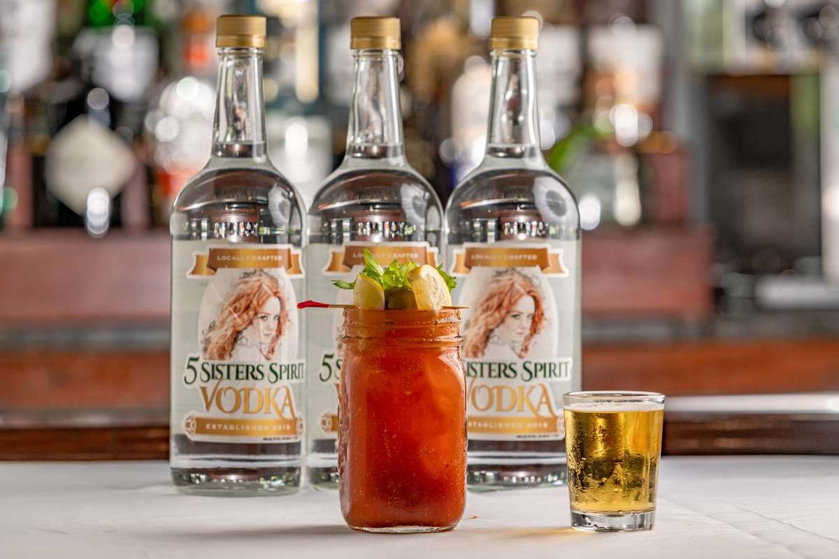 5 Sister's Bloody Mary
