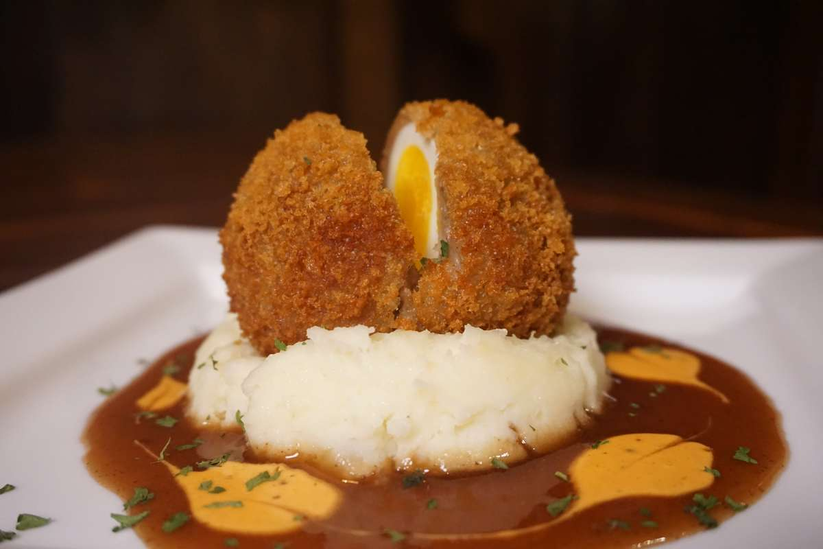 Karen's Scotch Egg