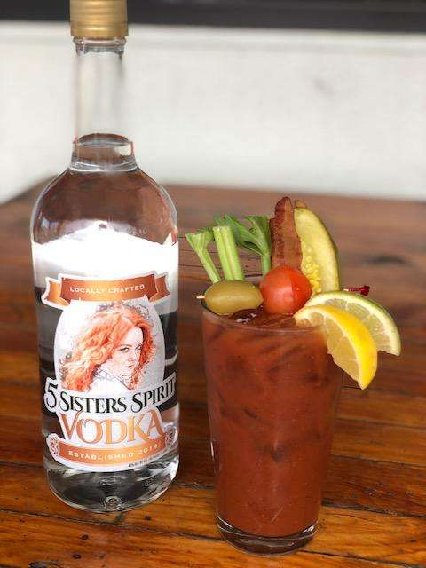Sisters Super Bloody Mary