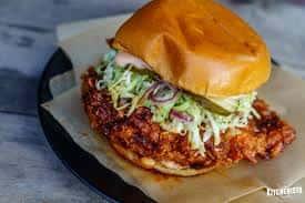 Seasonal Sandwich Special: The Hot Bird