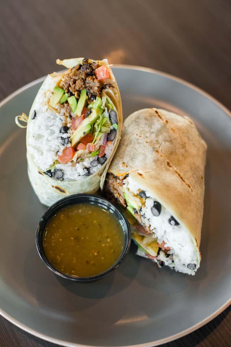 The Impossible Burrito