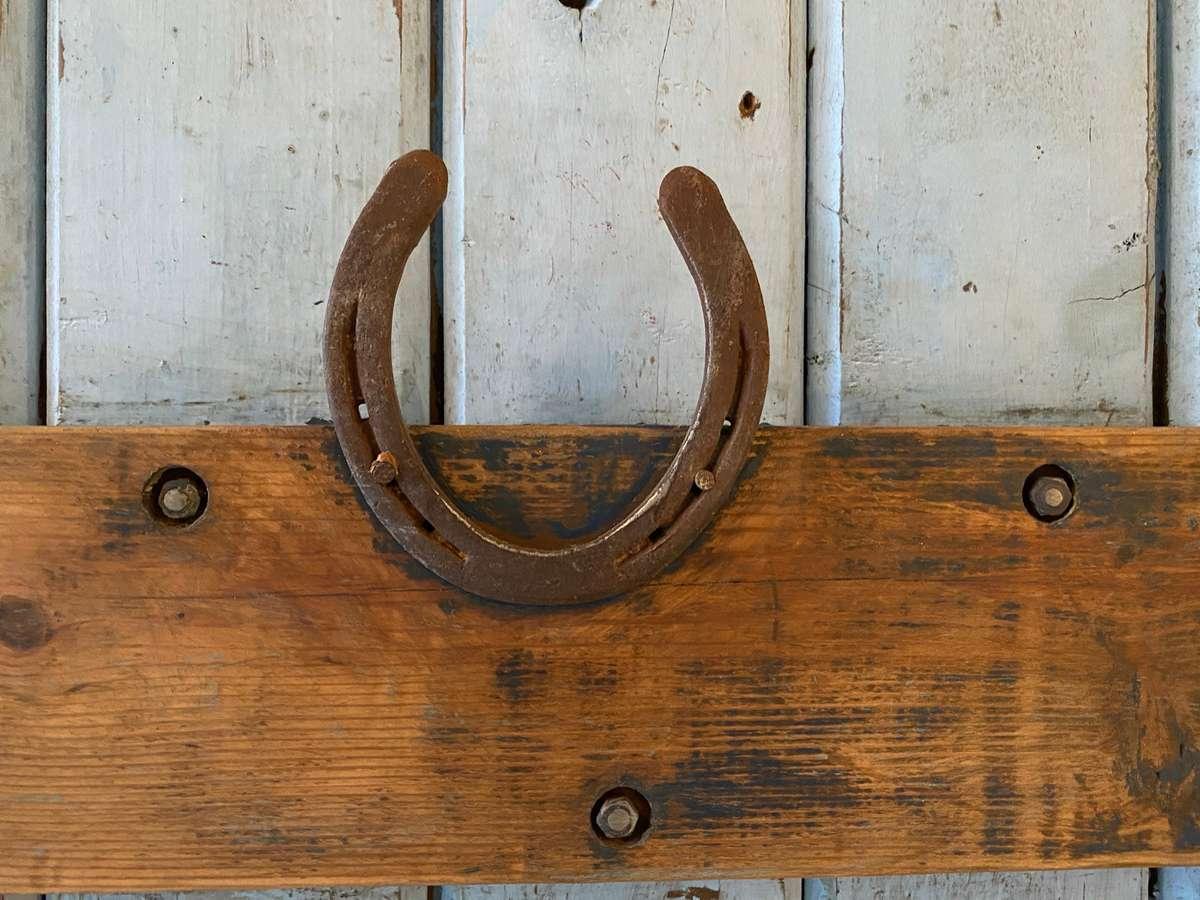 Horses shoe