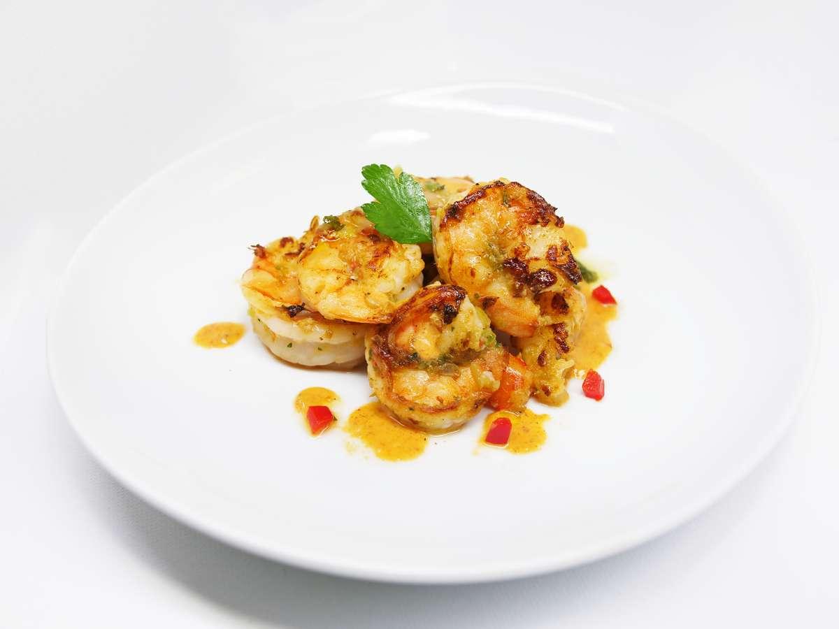 Red Curry shrimp