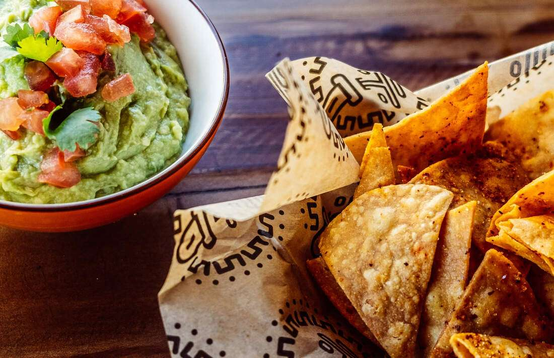 Guac & Housemade Chips