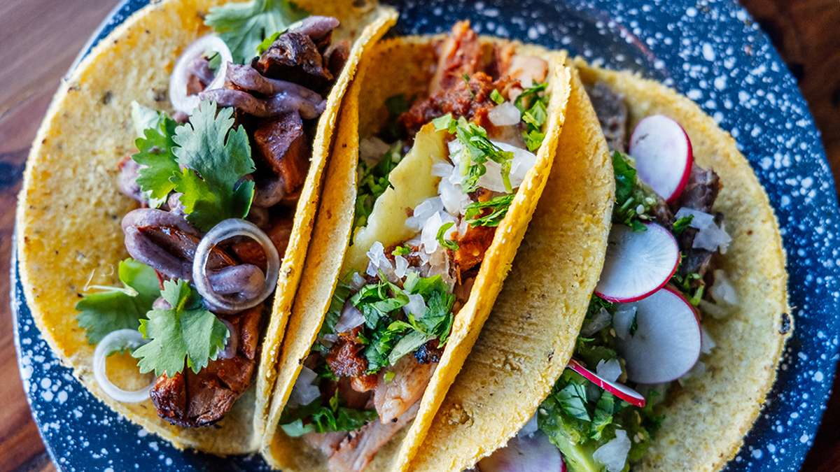 Tacos for Two