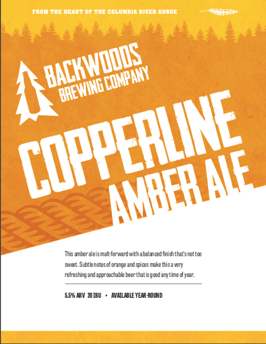 copperline amber ale - click to download PDF