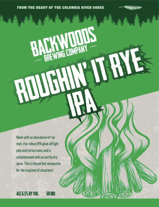 roughin' it rye ipa - click to download PDF