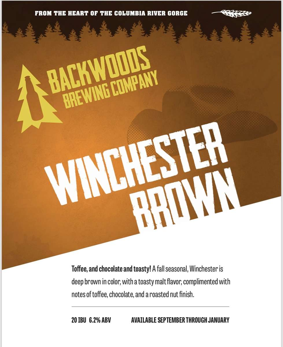 winchester brown