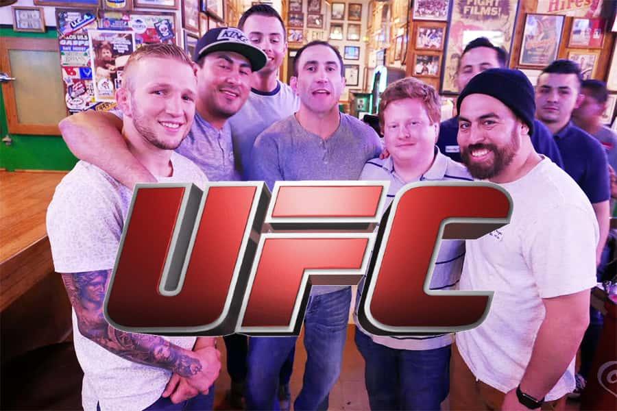 Saturday: UFC PPV Fight Nite