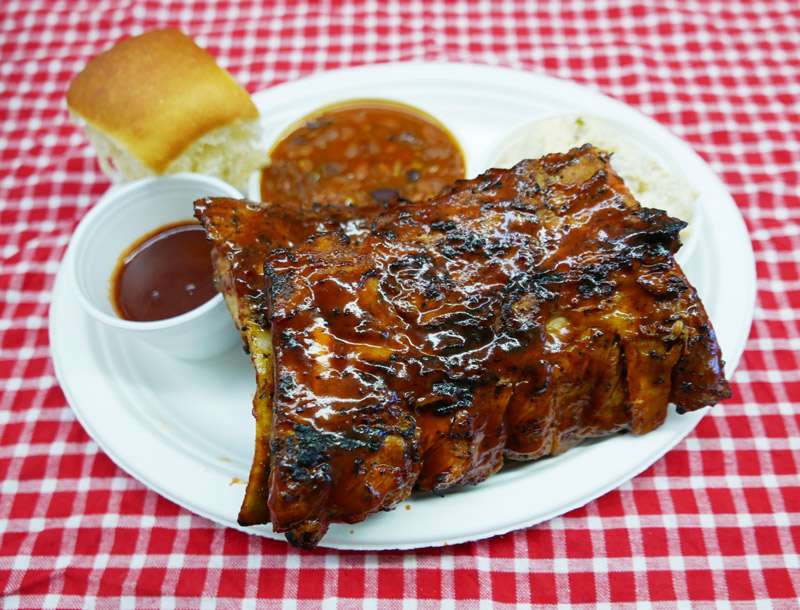 Delicious Homemade Style Barbecue Dishes at Reasonable Prices