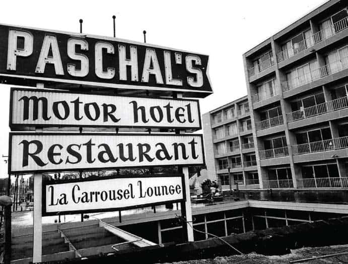 paschals motor hotel