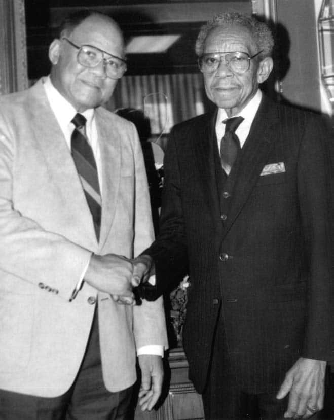 paschals handshake 1947