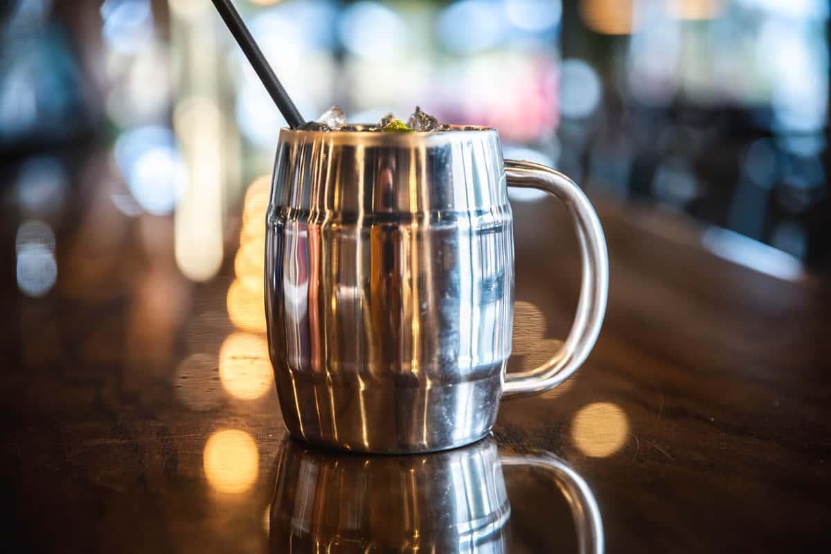 maine mule drink