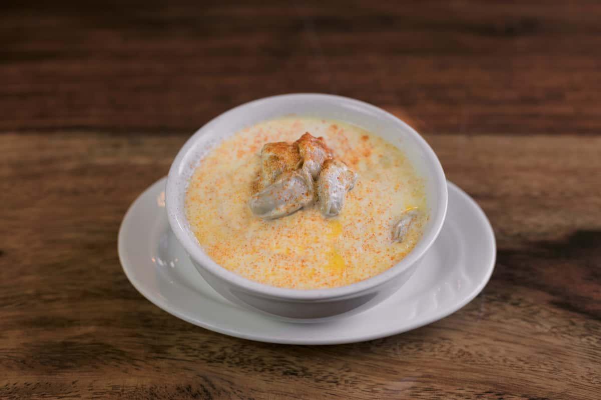 Oyster Stew