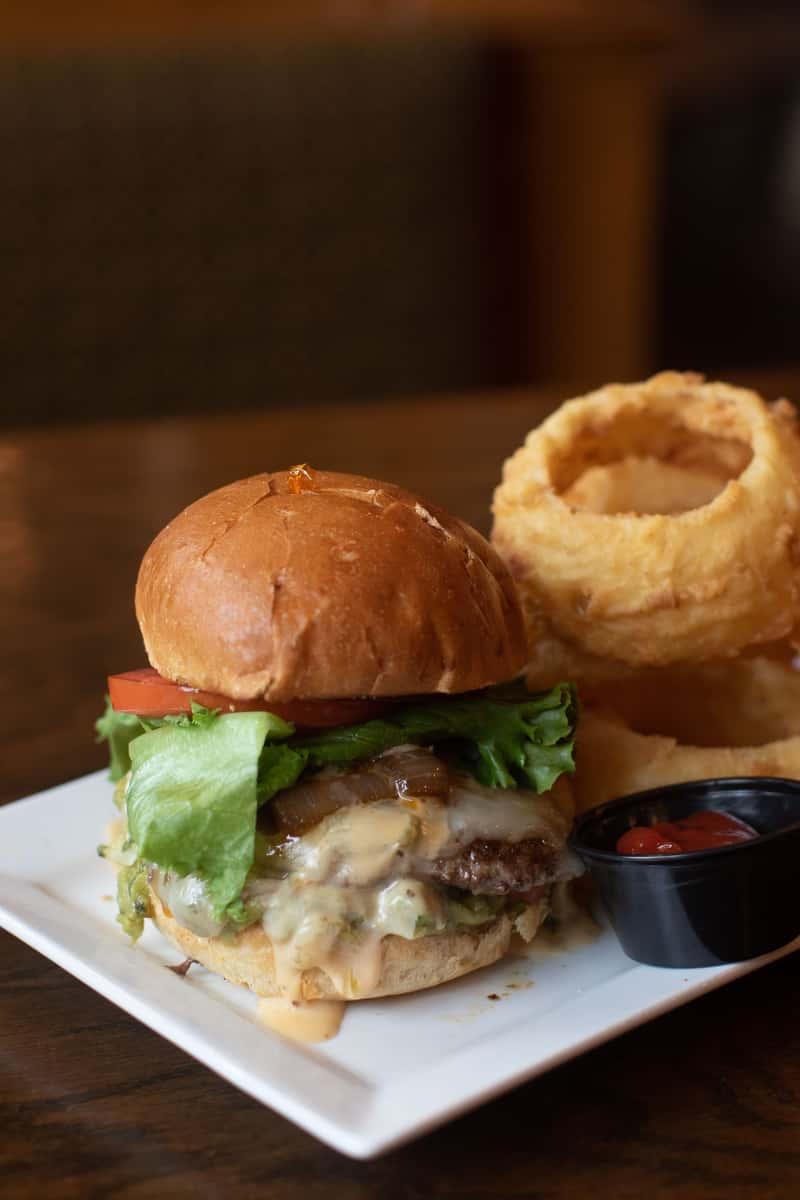 Tex-Mex Burger*