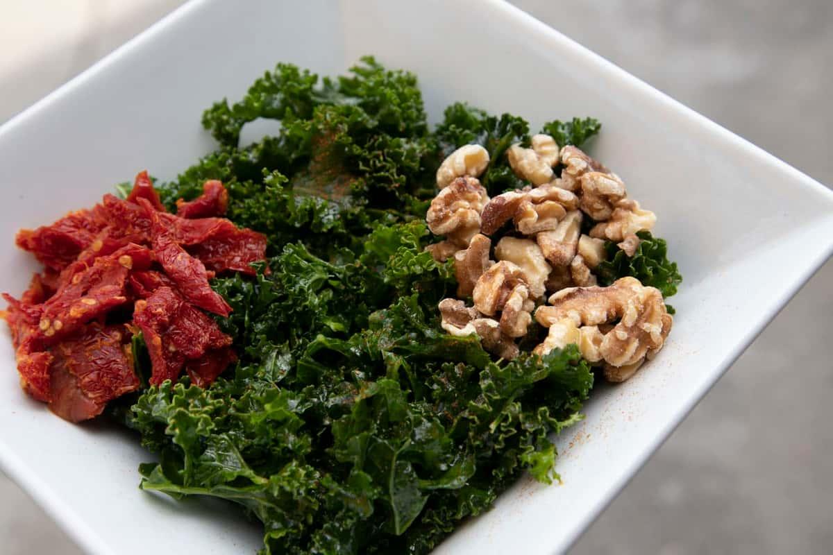The Naughty Kale Salad