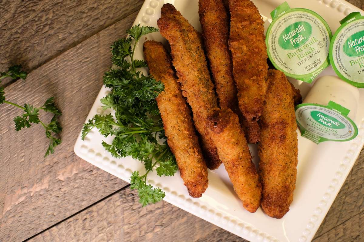 Fried Pickles Spears