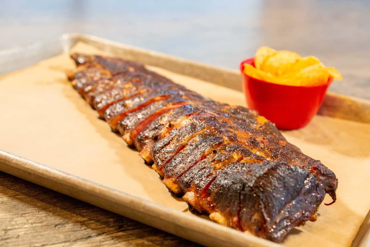legendary ribs