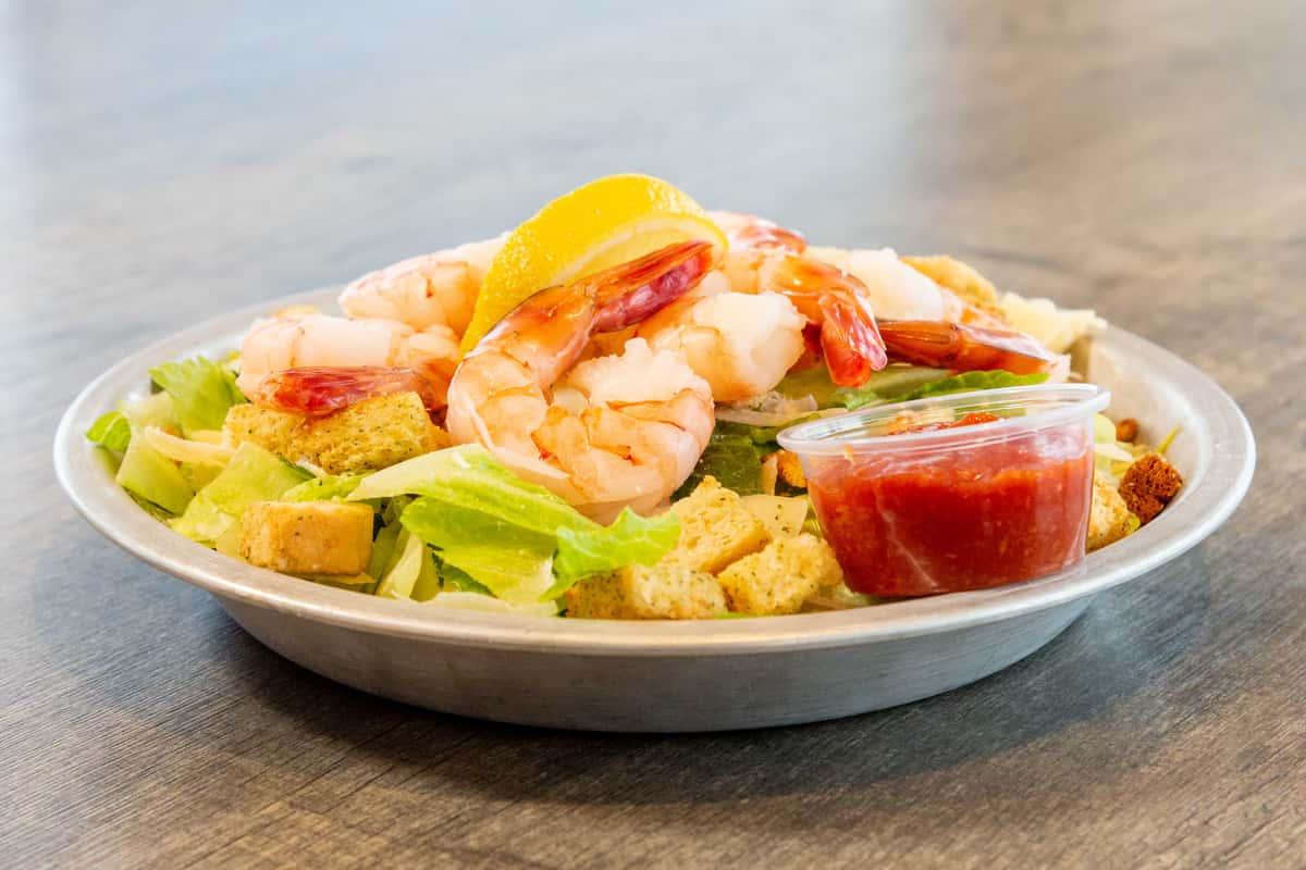 Shrimp Cocktail Caesar
