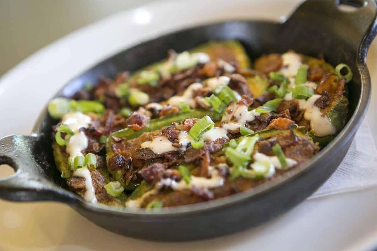 Chorizo Stuffed Jalapenos