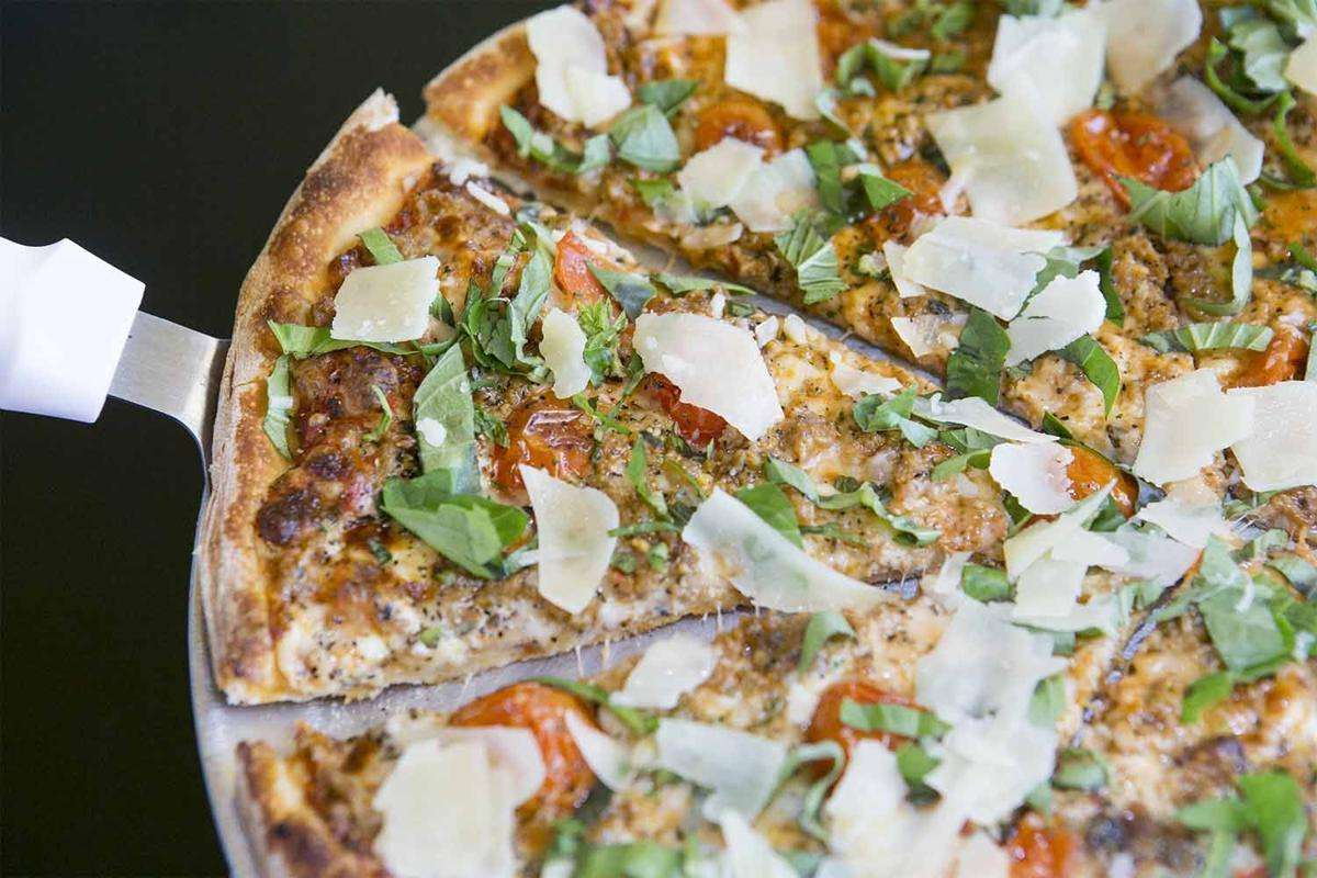 Infernos Scorpion Pepper Pizza