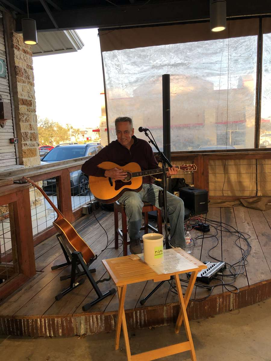 Live Music on Patio