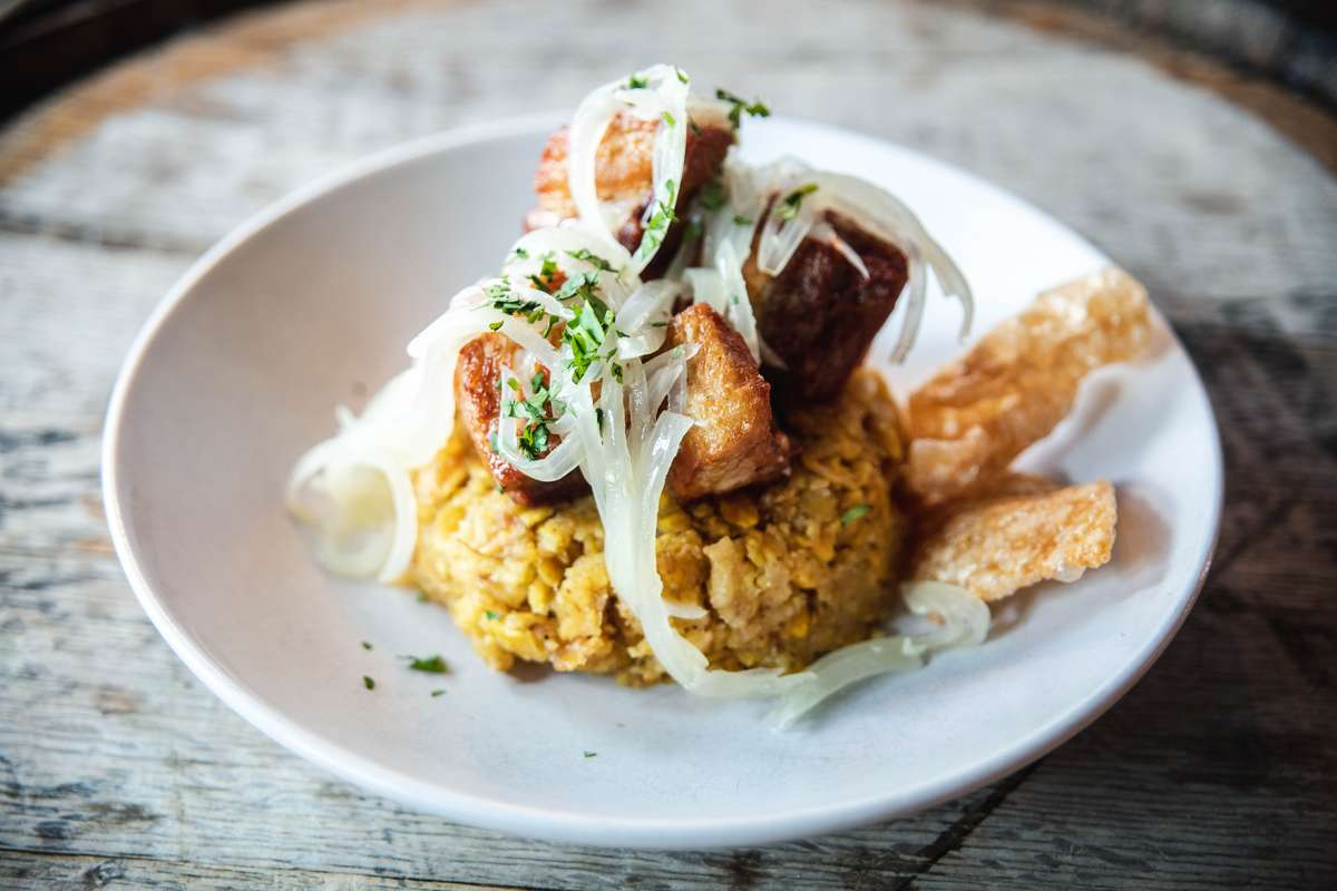 pork belly monfongo