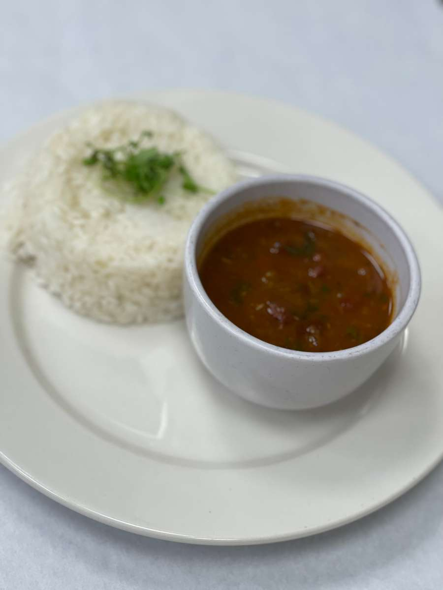 White Rice and Red Beans