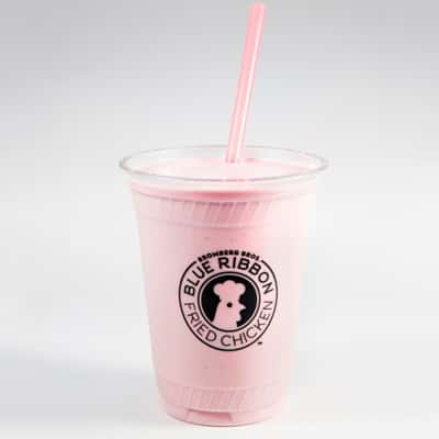 Milk Shake - Strawberry