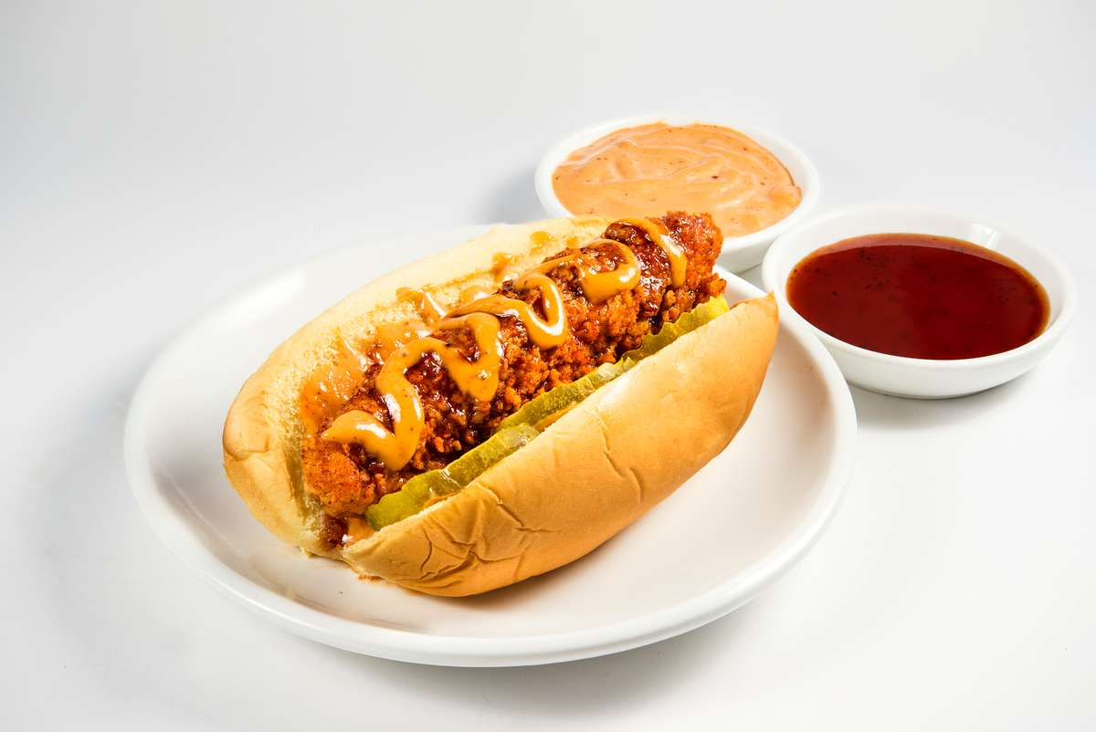 Hot and Sweet Tender Dog