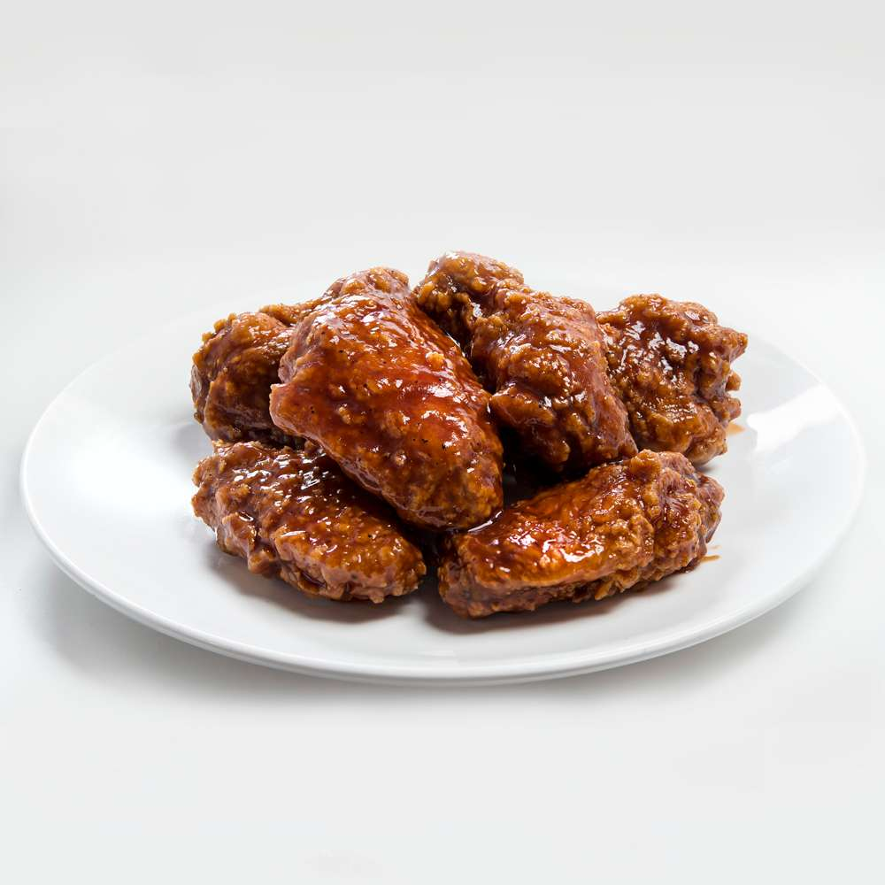 5 pc BBQ Wings