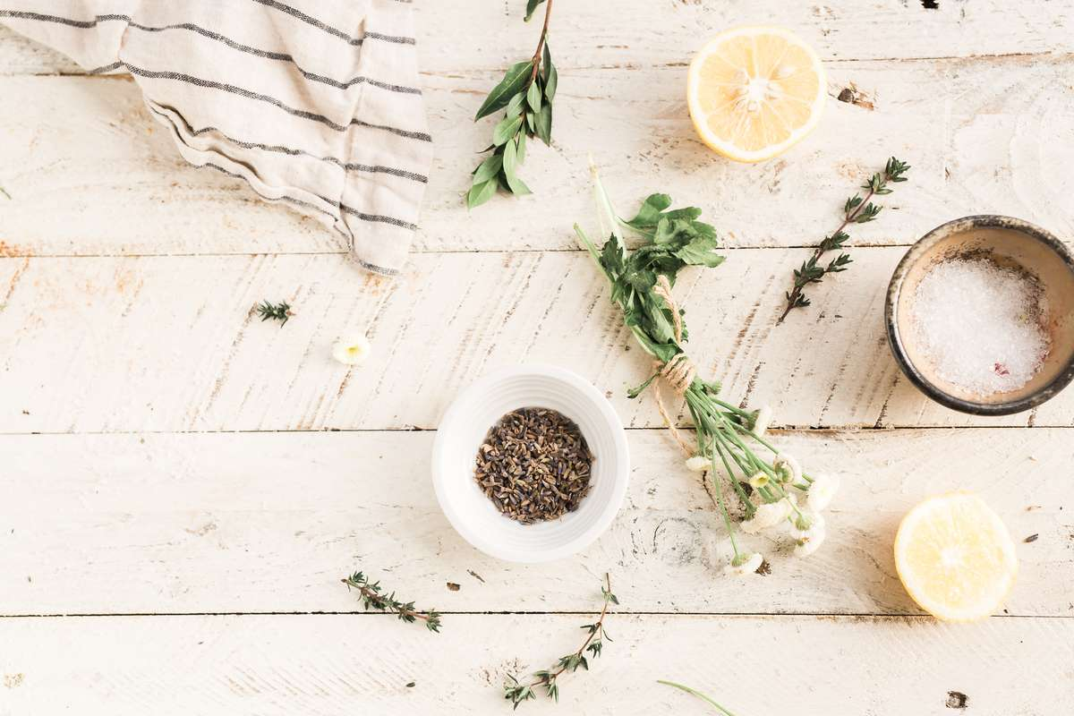 Herbs as a base wellness component