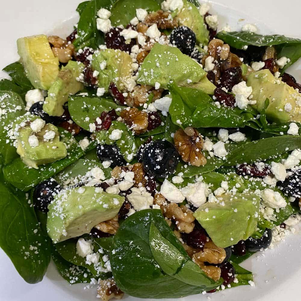 JAX Immunity Salad