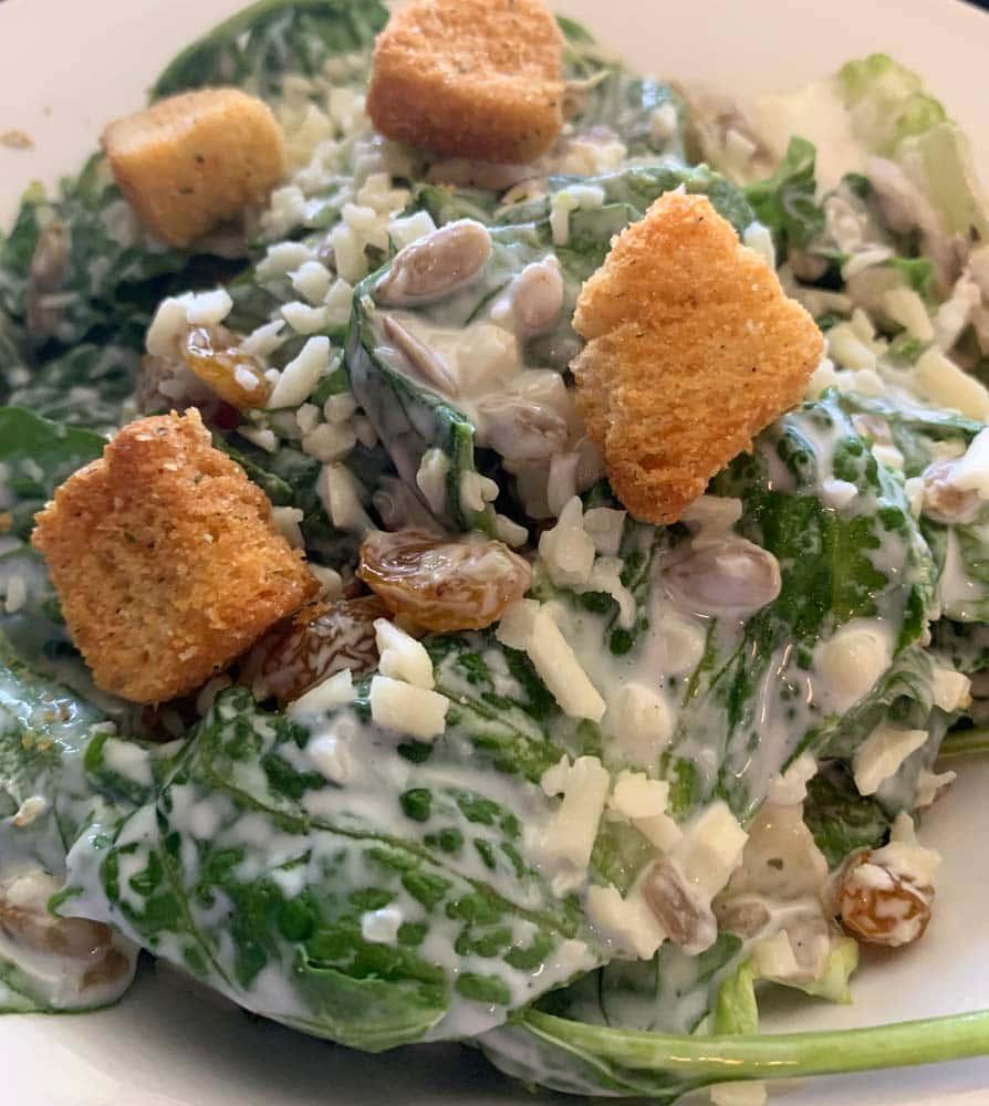 Southern House Salad
