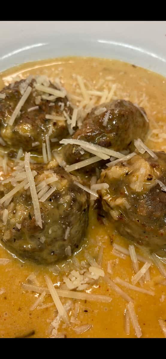 Creole Meatballs