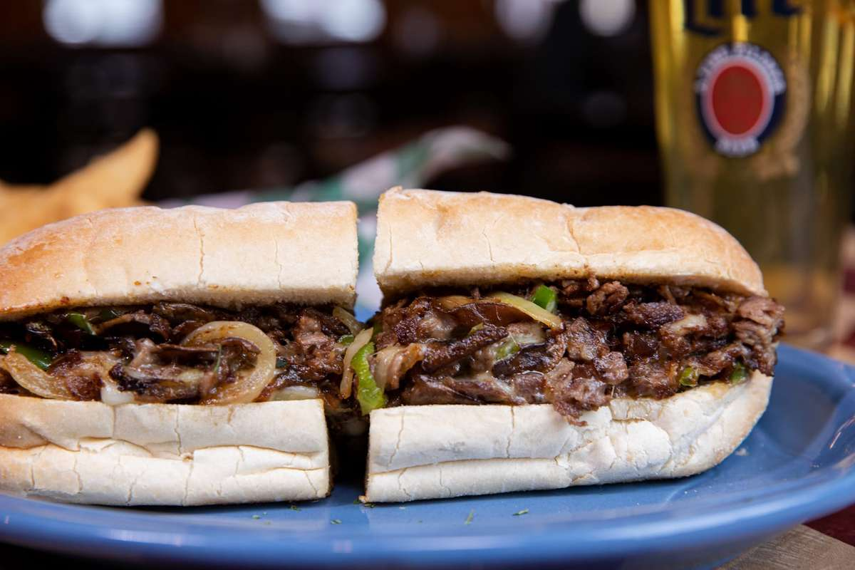 Beef Philly Steak Supreme
