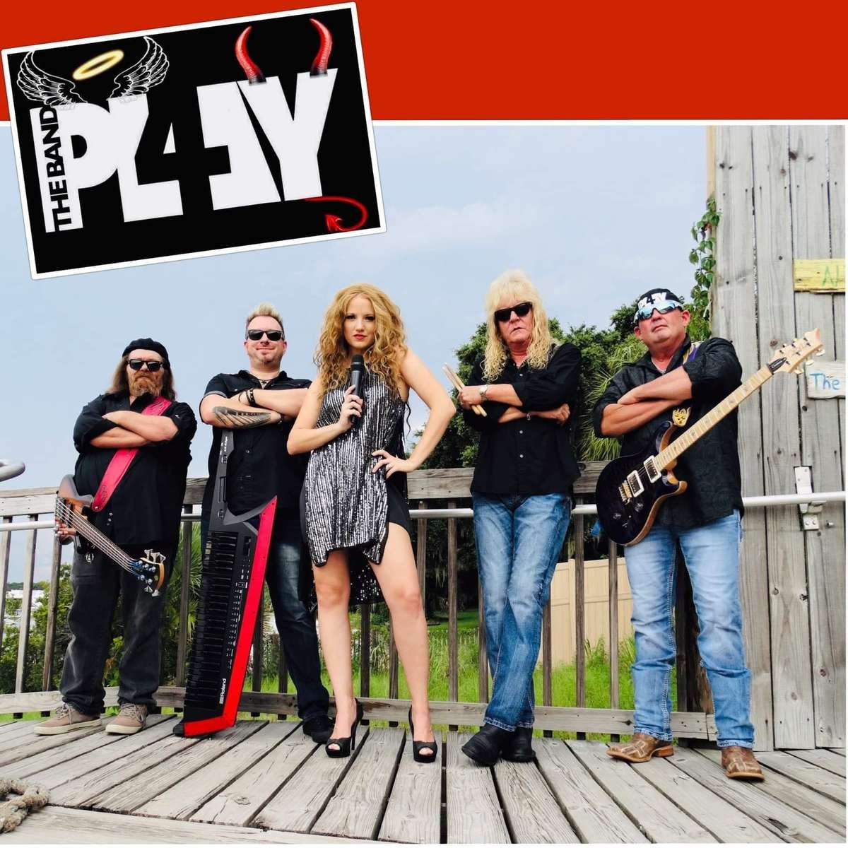 The Band 4play