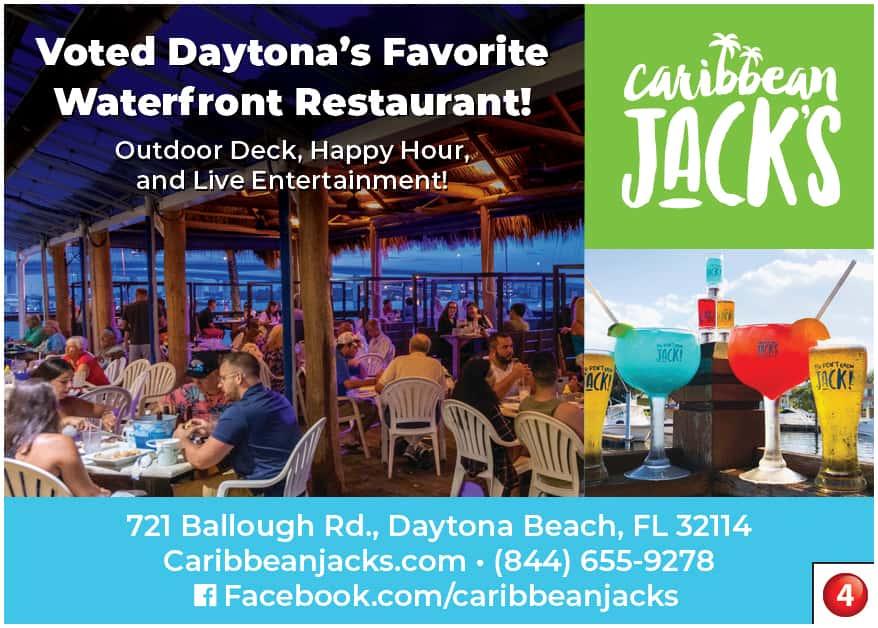"""""""Daytona's Best"""" ad"""