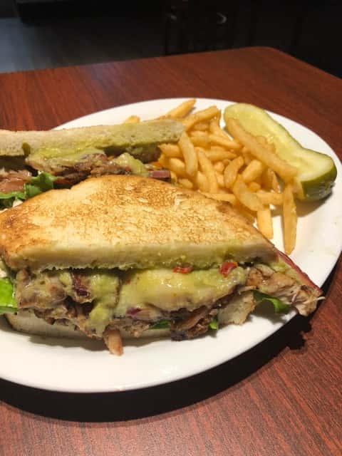 The Southwest Chicken Sandwich