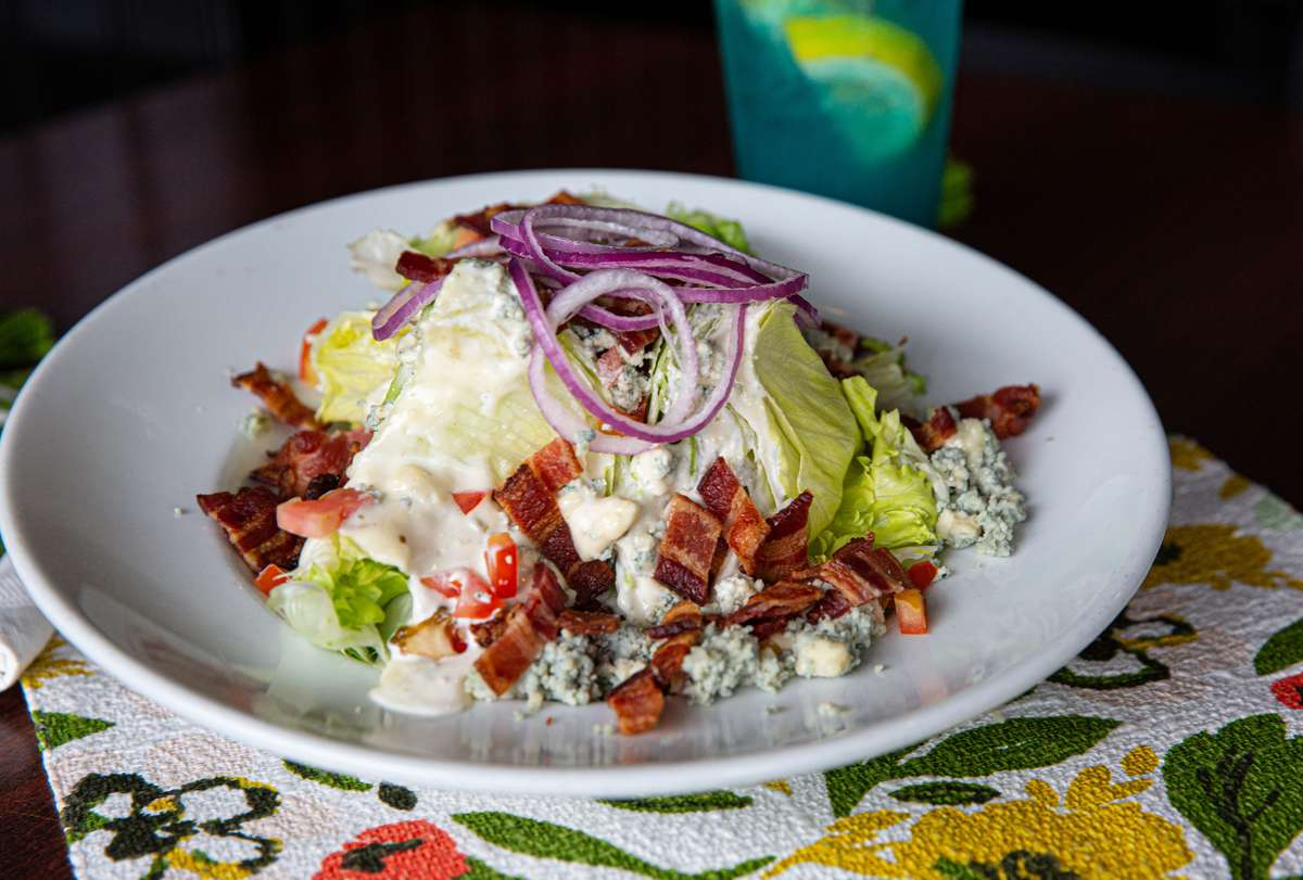Pitching Wedge Salad