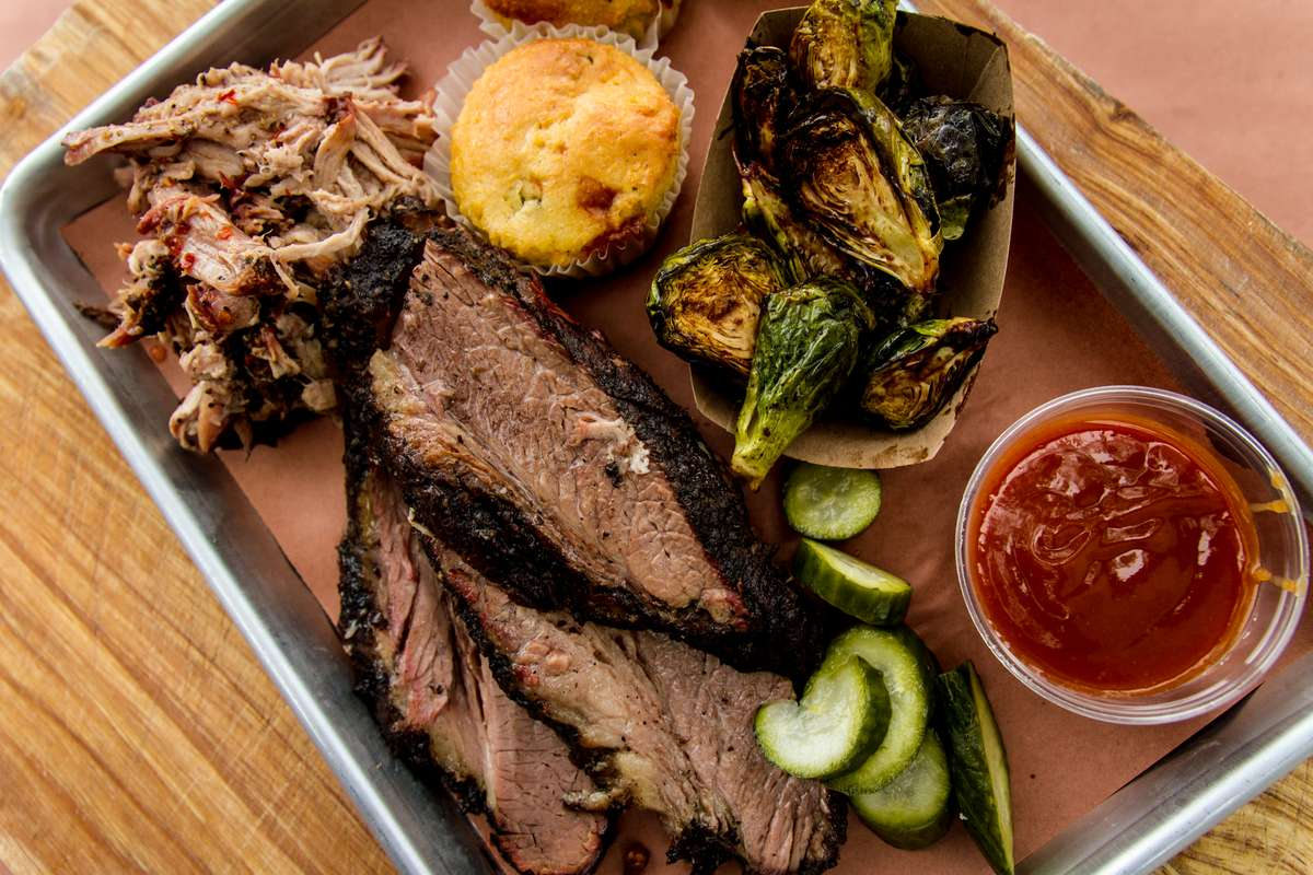 ribs plate