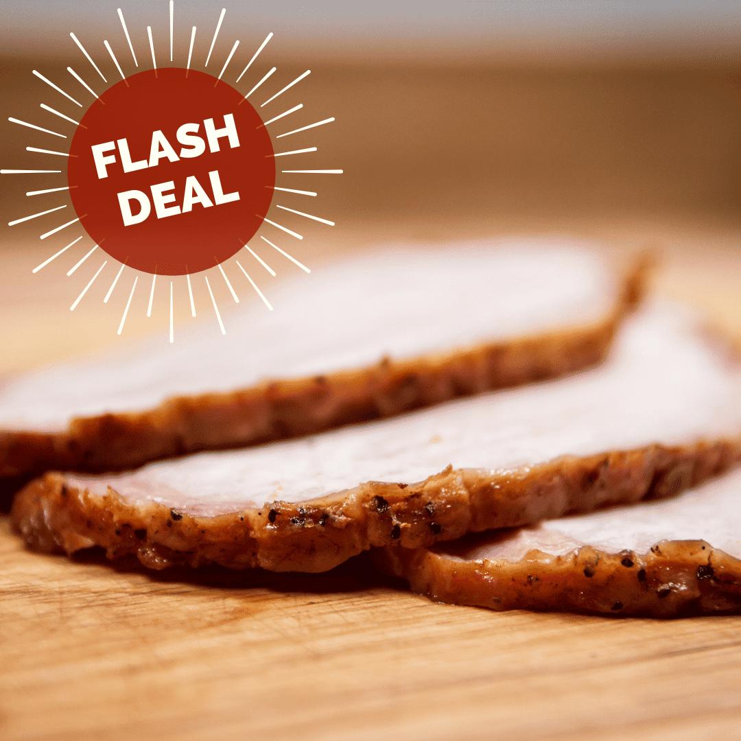 St Patty's Day Flash Deal ⚡️- Turkey Breast