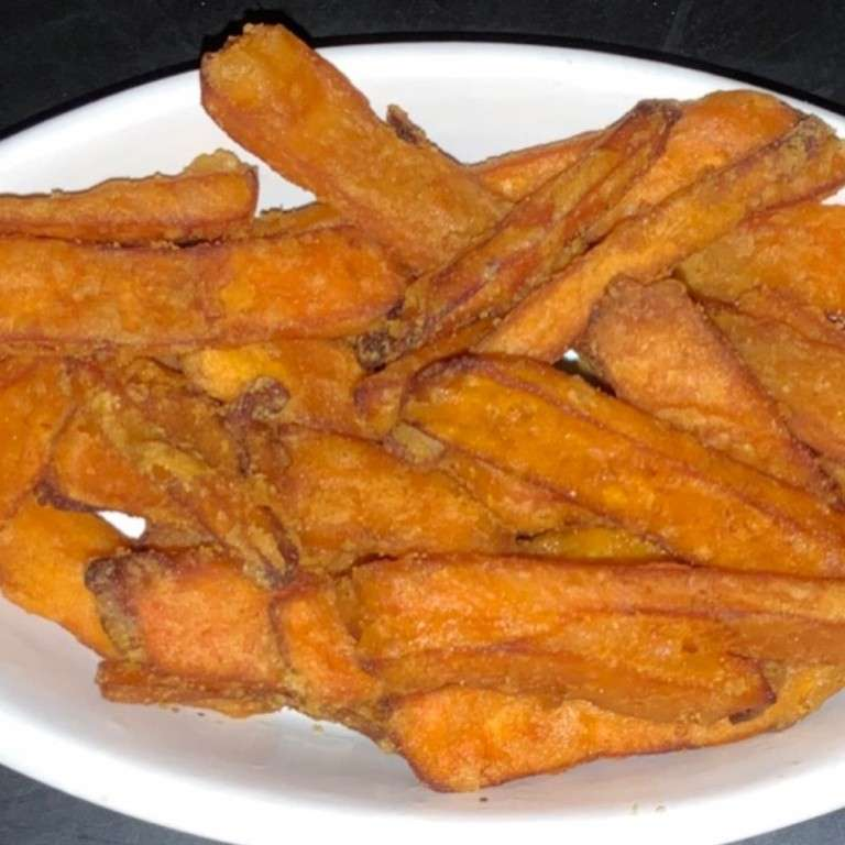 Sweet Potato Fries Appetizer